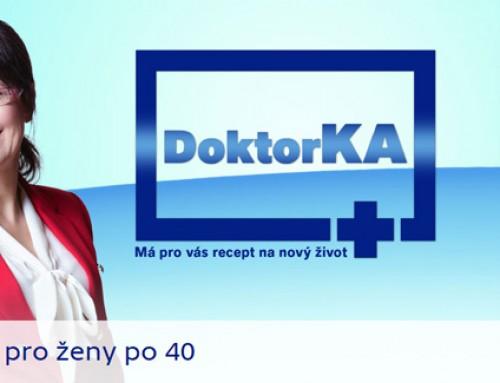 Mezi odborníky v talk show DoktorKA